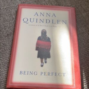 Being Perfect book